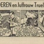 Paul Vlaanderen strip Juffrouw Truelove's obsessie 51