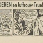Paul Vlaanderen strip Juffrouw Truelove's obsessie 52