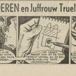Paul Vlaanderen strip Juffrouw Truelove's obsessie 53