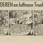 Paul Vlaanderen strip Juffrouw Truelove's obsessie 54 einde