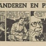Paul Vlaanderen strip: Project M 02