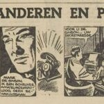 Paul Vlaanderen strip: Project M 03