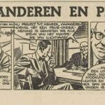 Paul Vlaanderen strip: Project M 06
