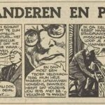 Paul Vlaanderen strip: Project M 08