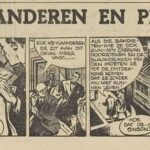 Paul Vlaanderen strip: Project M 09