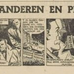 Paul Vlaanderen strip: Project M 13
