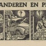 Paul Vlaanderen strip: Project M 17