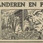 Paul Vlaanderen strip: Project M 18