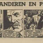 Paul Vlaanderen strip: Project M 21