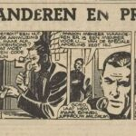 Paul Vlaanderen strip: Project M 22