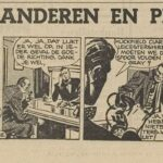 Paul Vlaanderen strip: Project M 24
