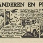 Paul Vlaanderen strip: Project M 28