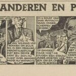 Paul Vlaanderen strip: Project M 29