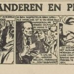 Paul Vlaanderen strip: Project M 31