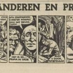 Paul Vlaanderen strip: Project M 33