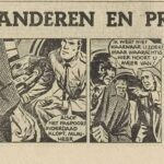 Paul Vlaanderen strip: Project M 34