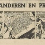 Paul Vlaanderen strip: Project M 35