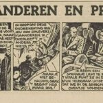 Paul Vlaanderen strip: Project M 36