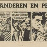Paul Vlaanderen strip: Project M 37