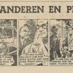 Paul Vlaanderen strip: Project M 38