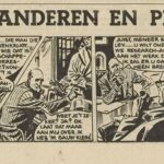 Paul Vlaanderen strip: Project M 40