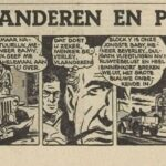 Paul Vlaanderen strip: Project M 41