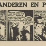 Paul Vlaanderen strip: Project M 42