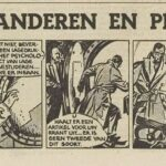 Paul Vlaanderen strip: Project M 43