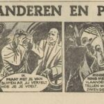 Paul Vlaanderen strip: Project M 44