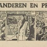 Paul Vlaanderen strip: Project M 45