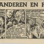 Paul Vlaanderen strip: Project M 46