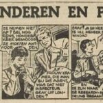 Paul Vlaanderen strip: Project M 48