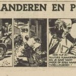 Paul Vlaanderen strip: Project M 49