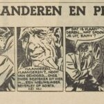 Paul Vlaanderen strip: Project M 50