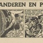 Paul Vlaanderen strip: Project M 53