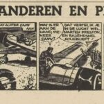 Paul Vlaanderen strip: Project M 54