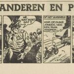 Paul Vlaanderen strip: Project M 55