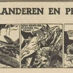 Paul Vlaanderen strip: Project M 56