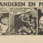 Paul Vlaanderen strip: Project M 57