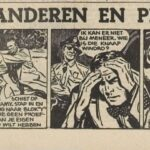 Paul Vlaanderen strip: Project M 58