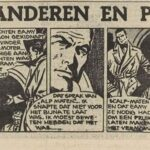 Paul Vlaanderen strip: Project M 59