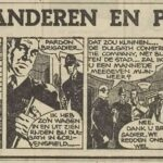 Paul Vlaanderen strip: Project M 25
