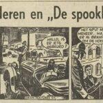 Paul Vlaanderen strip De spookbrandweerman 01
