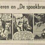 Paul Vlaanderen strip De spookbrandweerman 09