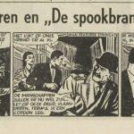Paul Vlaanderen strip De spookbrandweerman 10