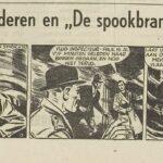 Paul Vlaanderen strip De spookbrandweerman 13