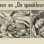 Paul Vlaanderen strip De spookbrandweerman 14