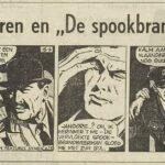Paul Vlaanderen strip De spookbrandweerman 15