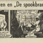 Paul Vlaanderen strip De spookbrandweerman 16
