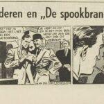 Paul Vlaanderen strip De spookbrandweerman 18